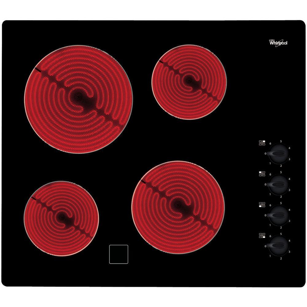 Photo Plaque Vitrocéramique Whirlpool AKM9010NE