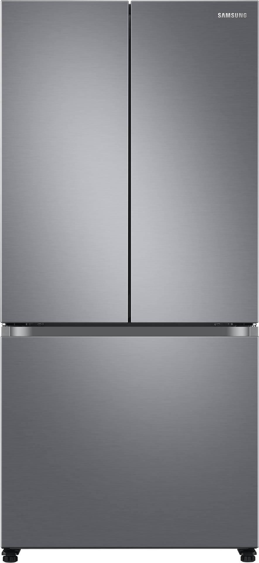 Photo Réfrigérateur Bottom Samsung RF50A5002S9