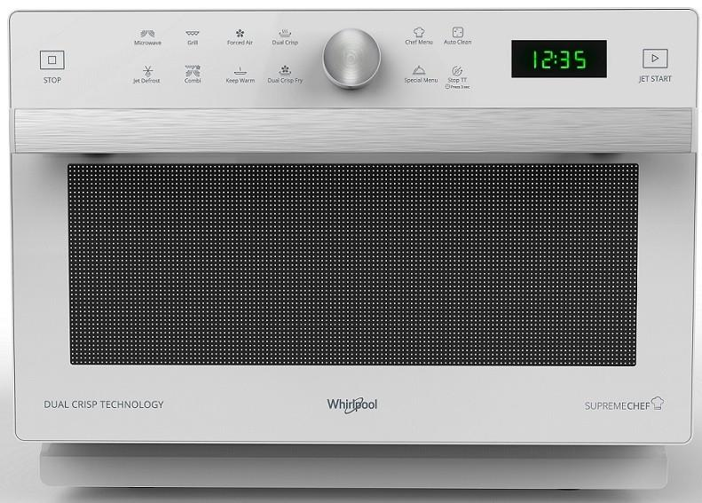 Photo Micro-Ondes Combiné Whirlpool MWP338W