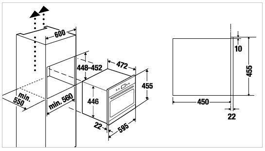 four vapeur encastrable k ppersbusch edg6550 0w1. Black Bedroom Furniture Sets. Home Design Ideas