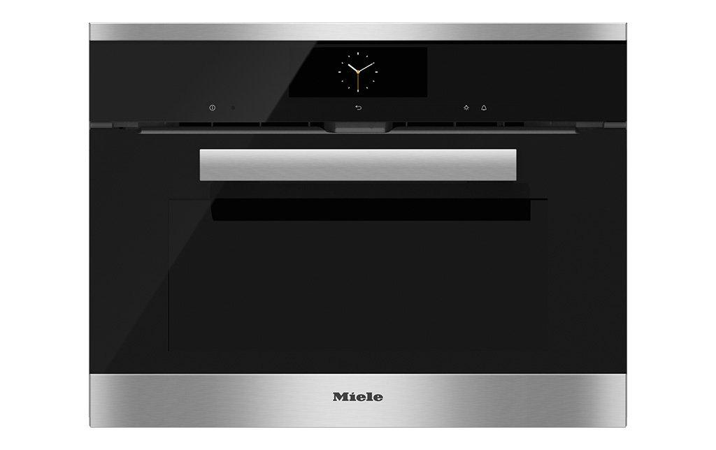 Photo Four Miele Multifonction Pyrolyse H6800BPIN