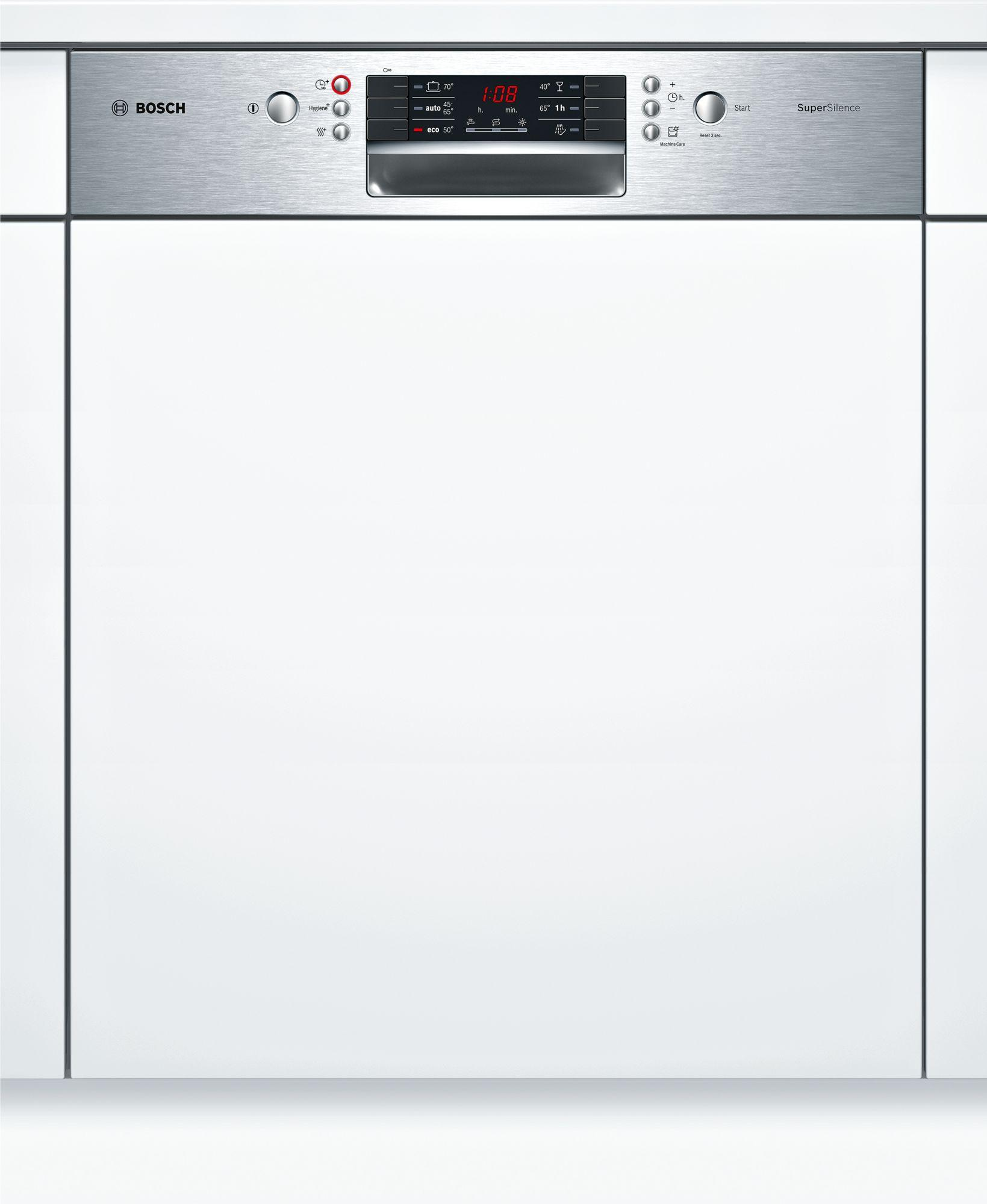 Photo Lave Vaisselle Intégrable Bosch SMI46JS03E