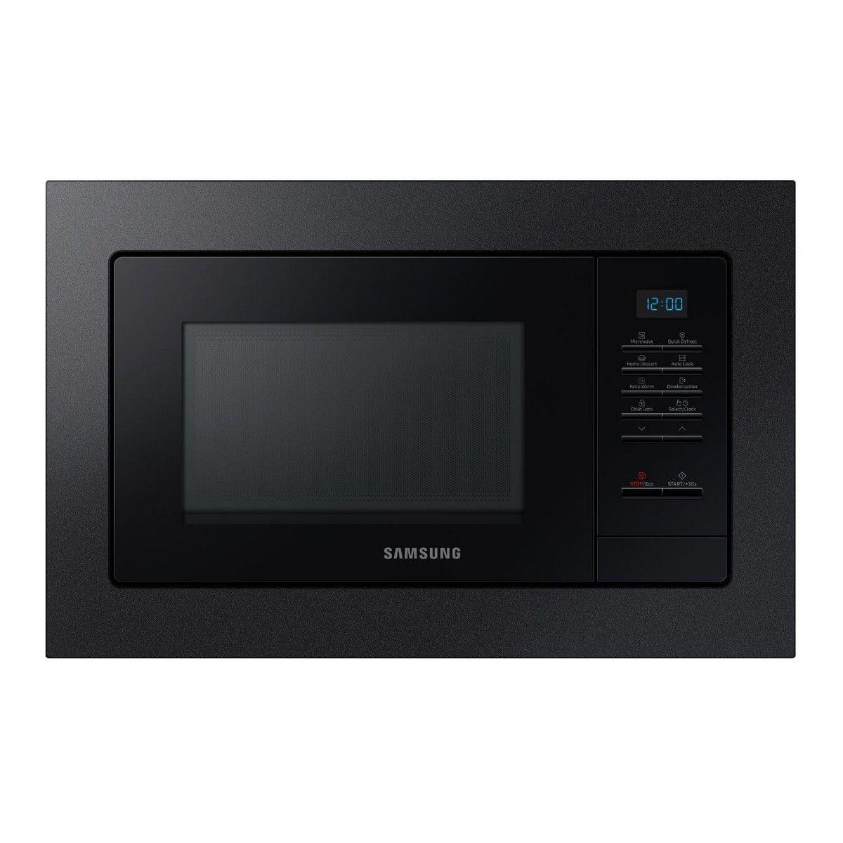 Photo Micro-ondes Encastrable Samsung MS20A7013AB