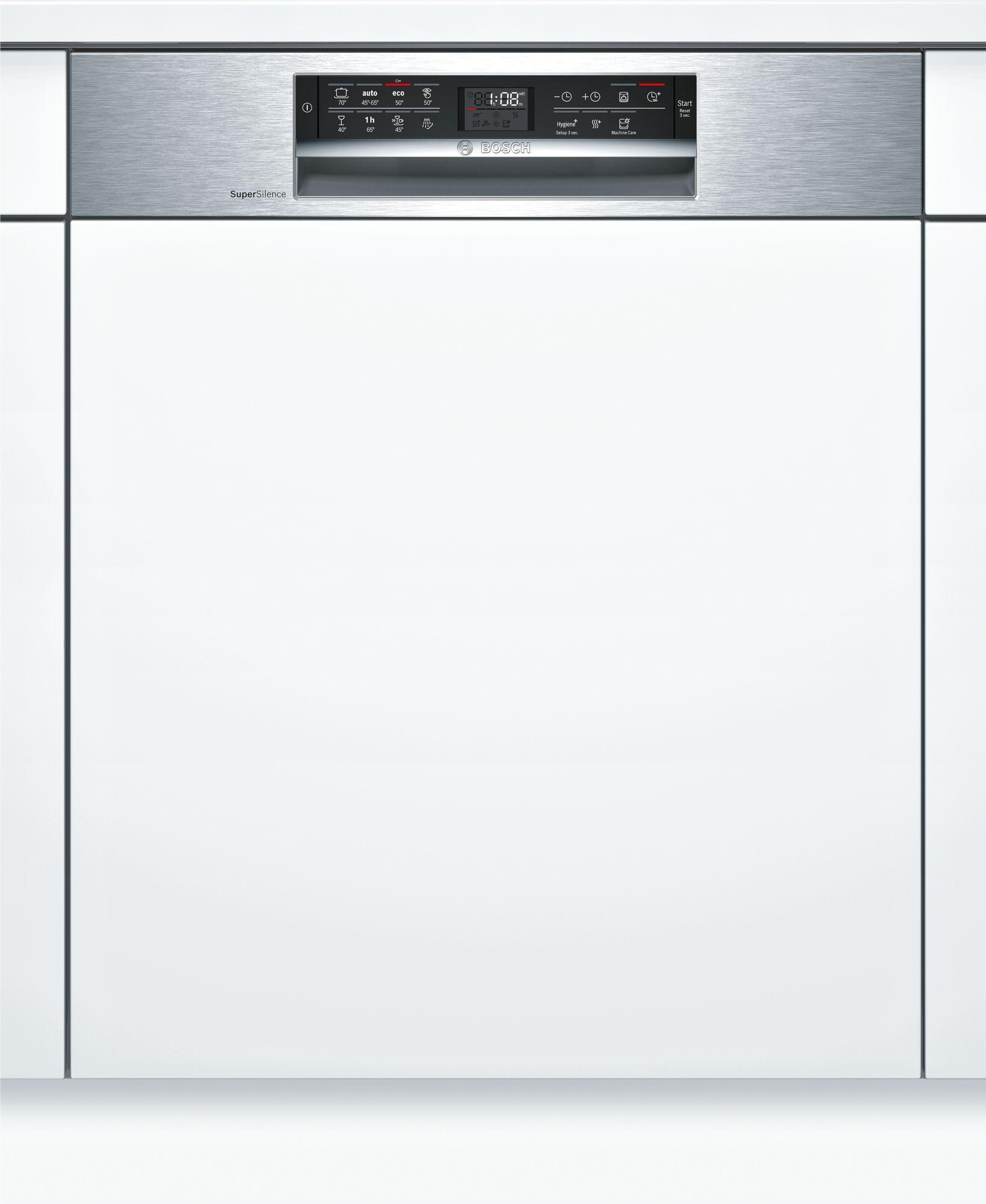 Photo Lave Vaisselle Intégrable Bosch SMI68MS07E