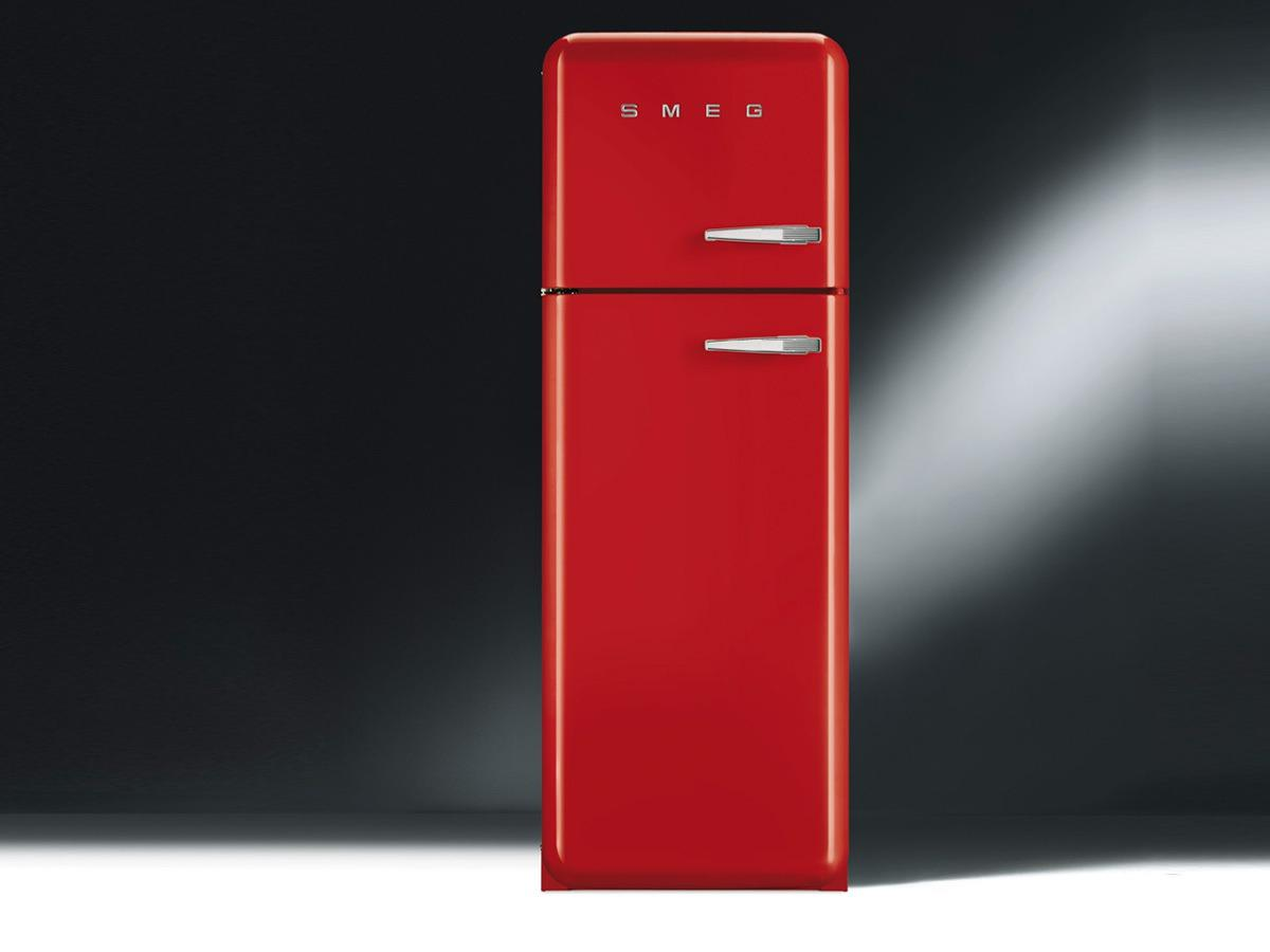 Photo Réfrigérateur Smeg 2 Portes FAB30LR1