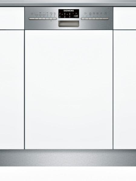Photo Lave Vaisselle Intégrable Siemens SR56T598EU