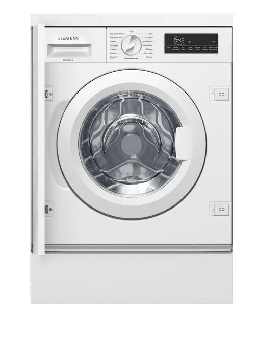 Photo Lave-Linge Intégrable Siemens WI14W548FF