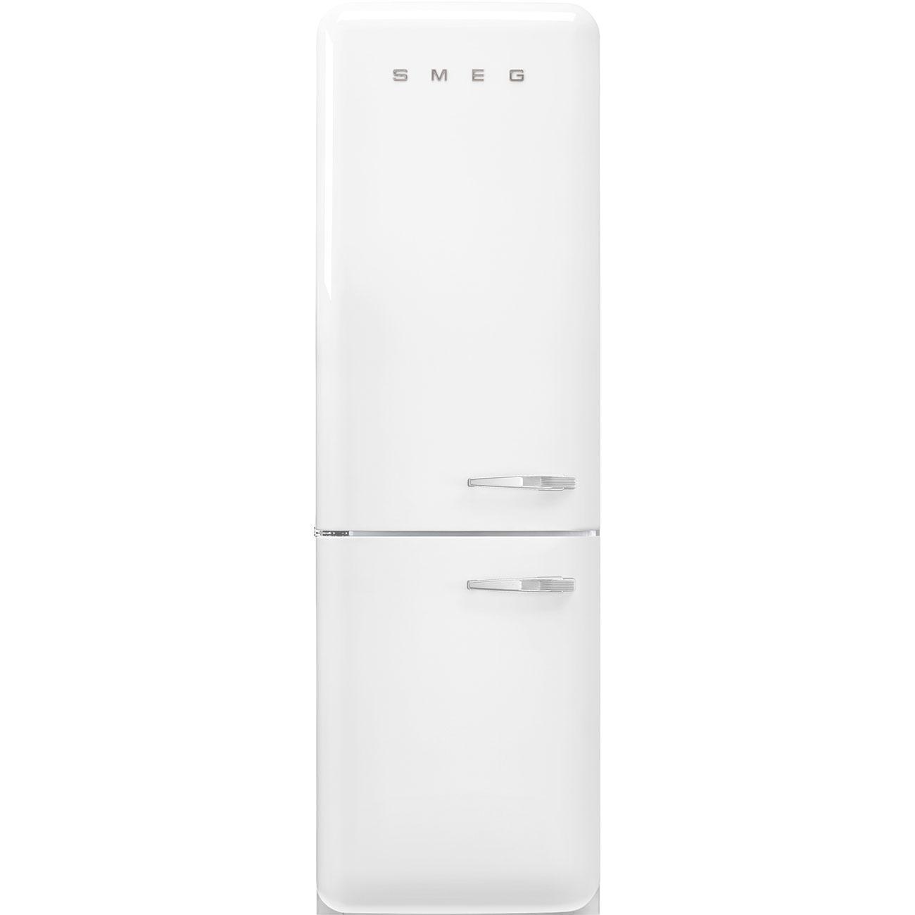 Photo Réfrigérateur Combiné Smeg FAB32LWH5