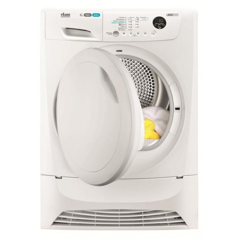 Photo Sèche Linge Condensation Faure FDH8333PZ