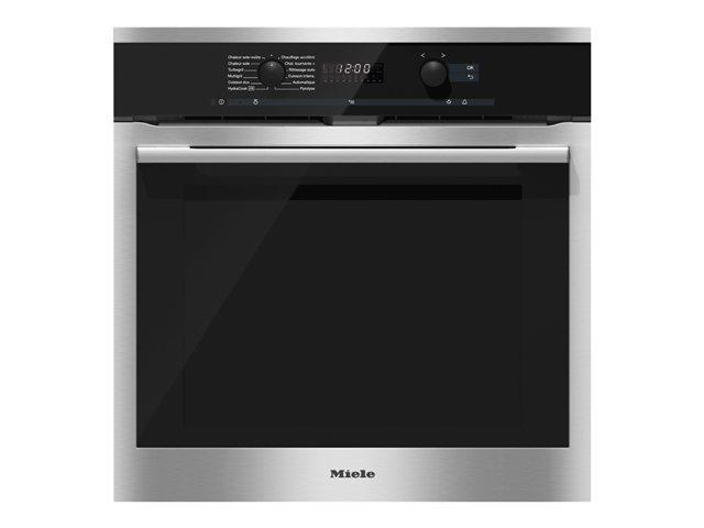 Photo Four Miele Multifonction Pyrolyse H6167BPIN
