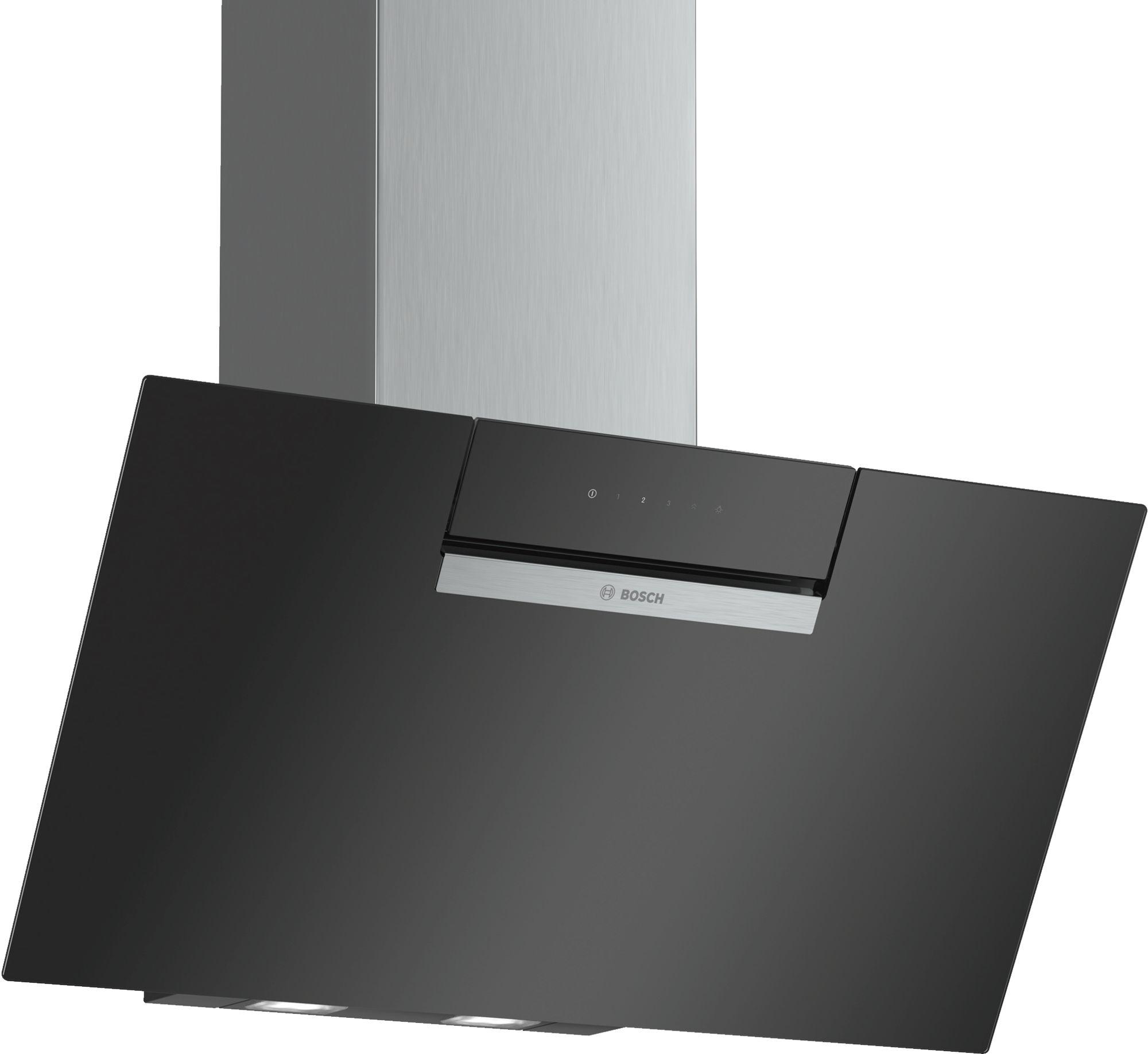 Photo Hotte Décorative Bosch DWK87EM60
