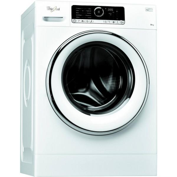 Photo Lave linge Whirlpool Frontal FSCR90427