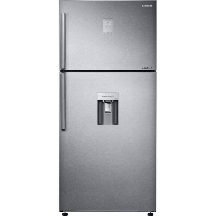 Photo Réfrigérateur 2 Portes Samsung RT50K6510SL