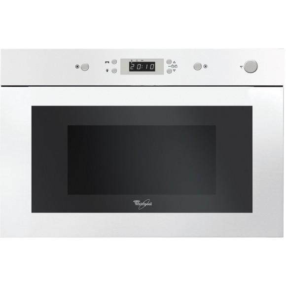 micro ondes encastrable whirlpool amw901wh electromenager. Black Bedroom Furniture Sets. Home Design Ideas