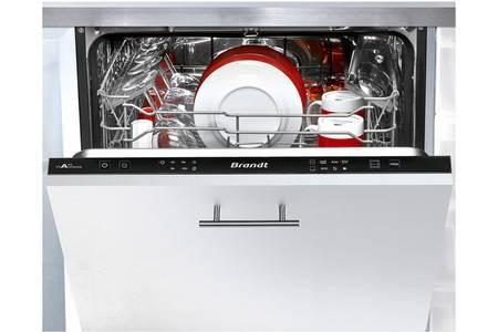 Photo Lave-Vaisselle Intégrable Brandt VH1704J