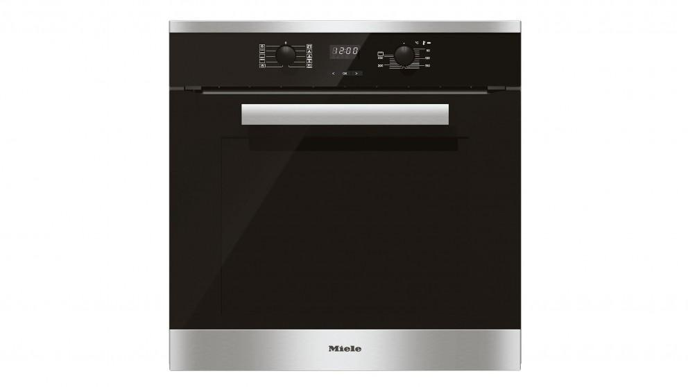 Photo Four Miele Multifonction Pyrolyse H2661BPIN