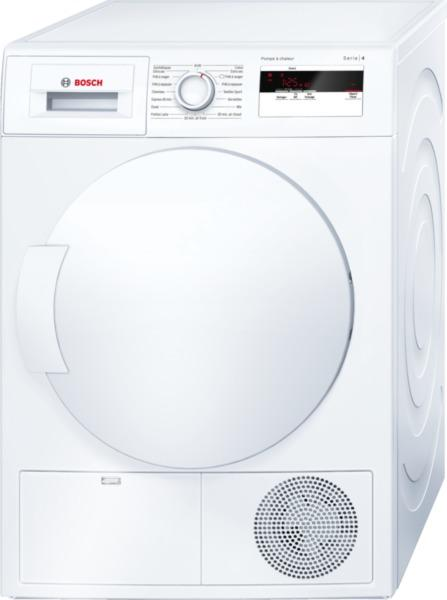Photo Sèche Linge Condensation Bosch WTH83001FF