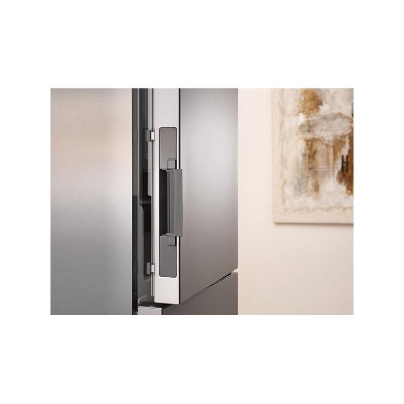 r frig rateur combin no frost miele kfn29483dedt cs electromenager grossiste. Black Bedroom Furniture Sets. Home Design Ideas