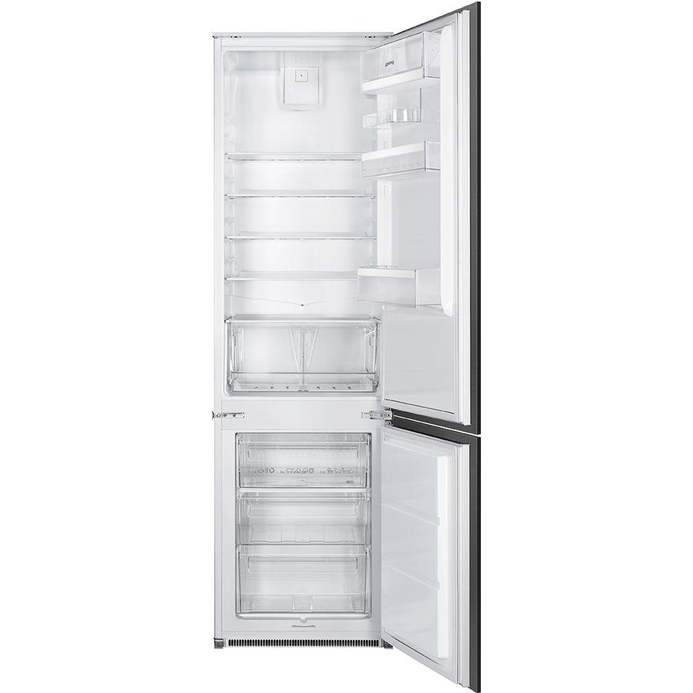 Photo Réfrigérateur Combiné Intégrable Smeg C3192F2P