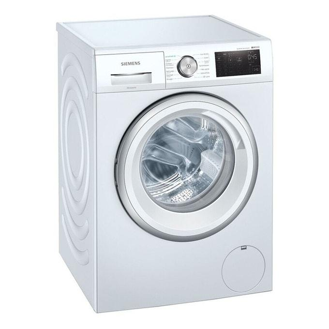 Photo Lave linge Frontal Siemens WM14UQ09FF