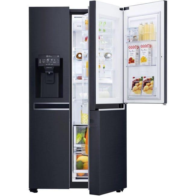 Photo Réfrigérateur Américain LG GSS6871MC