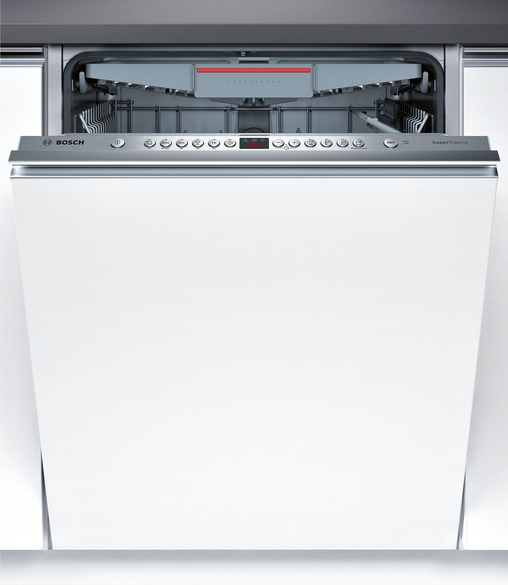 Photo Lave Vaisselle Tout Intégrable Bosch SMV46NX03E