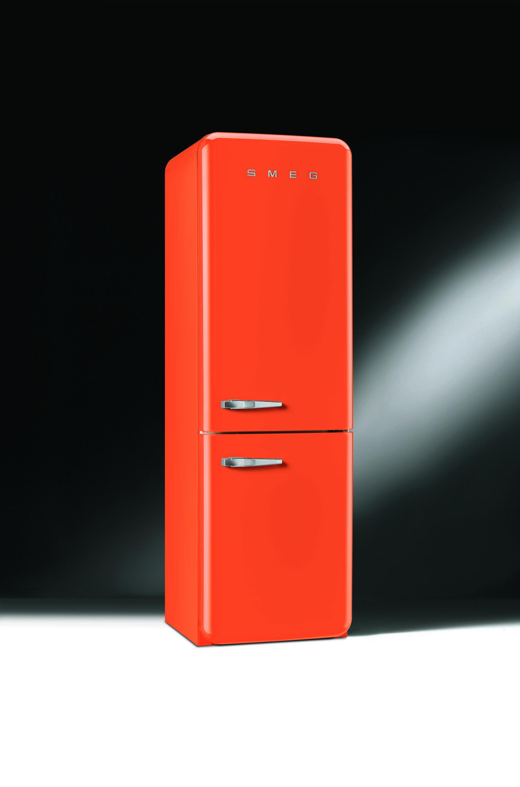 Photo Réfrigérateur Combiné Smeg FAB32O7
