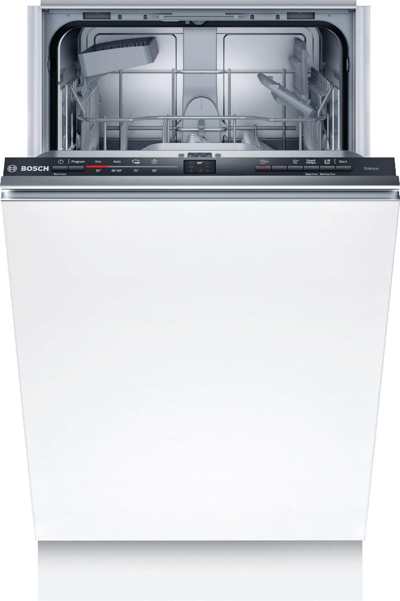 Photo Lave Vaisselle Tout Intégrable Bosch SRV2IKX10E