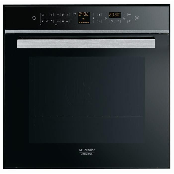 Photo Four Hotpoint Ariston Pyrolyse Multifonction FZI 103E P K/HA