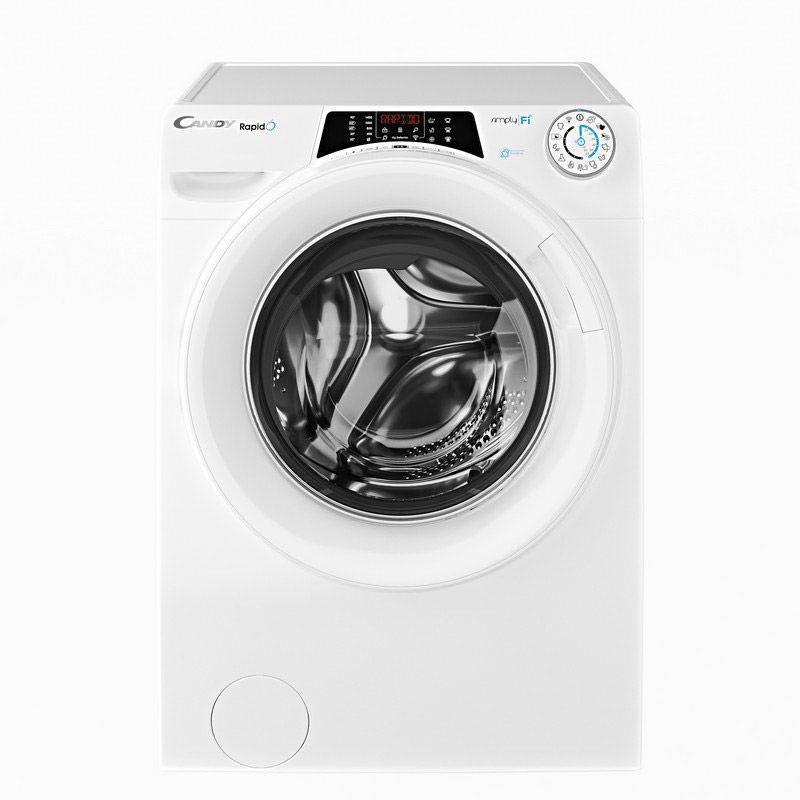 Photo Lave Linge Frontal Candy RO16104DXH5/1-S