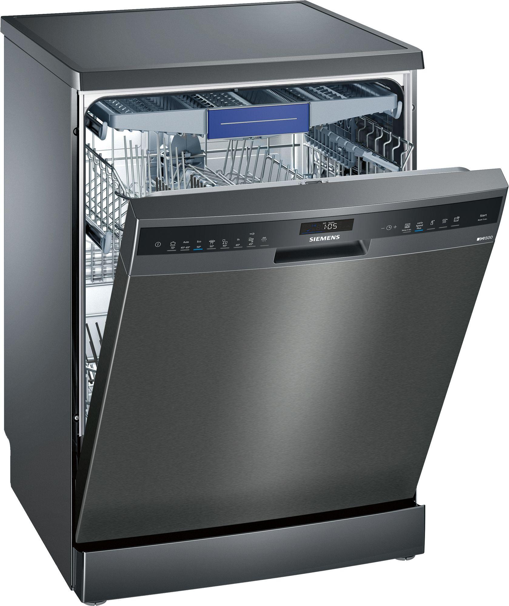 Photo Lave Vaisselle Posable Siemens SN258B00NE