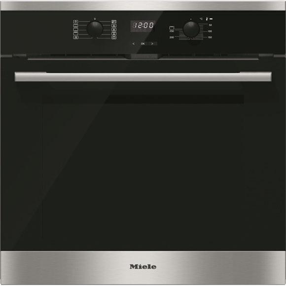 Photo Four Miele Multifonction Pyrolyse H2561BPIN