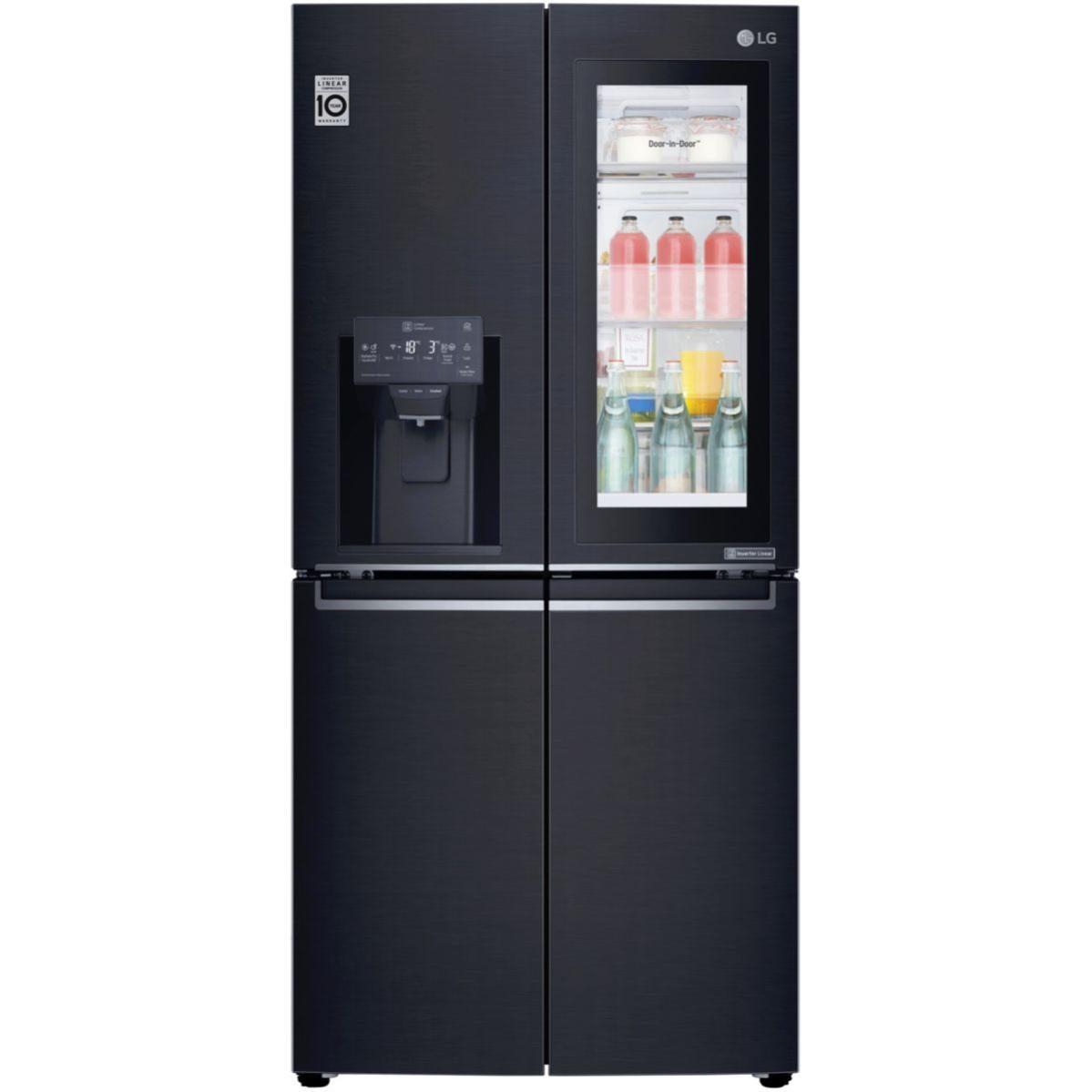 Photo Réfrigérateur Américain LG GMX844MCKV