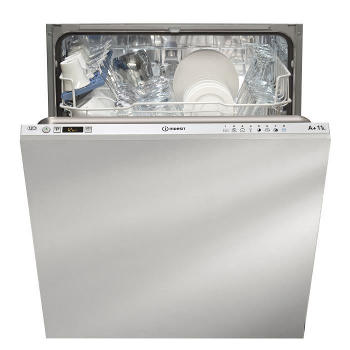 Photo Lave Vaisselle Intégrable Indesit EDIFP68B1AEU