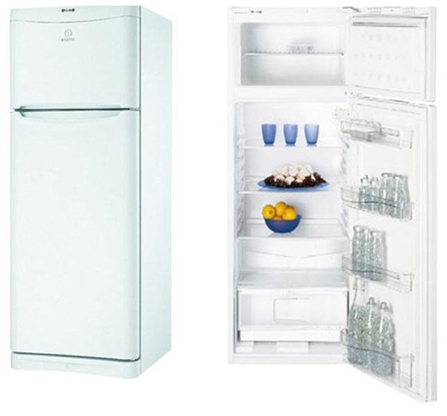 Photo Réfrigérateur 2 Portes Indesit TAA12N