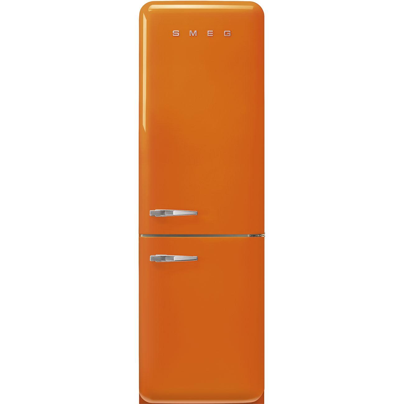 Photo Réfrigérateur Combiné Smeg FAB32ROR3