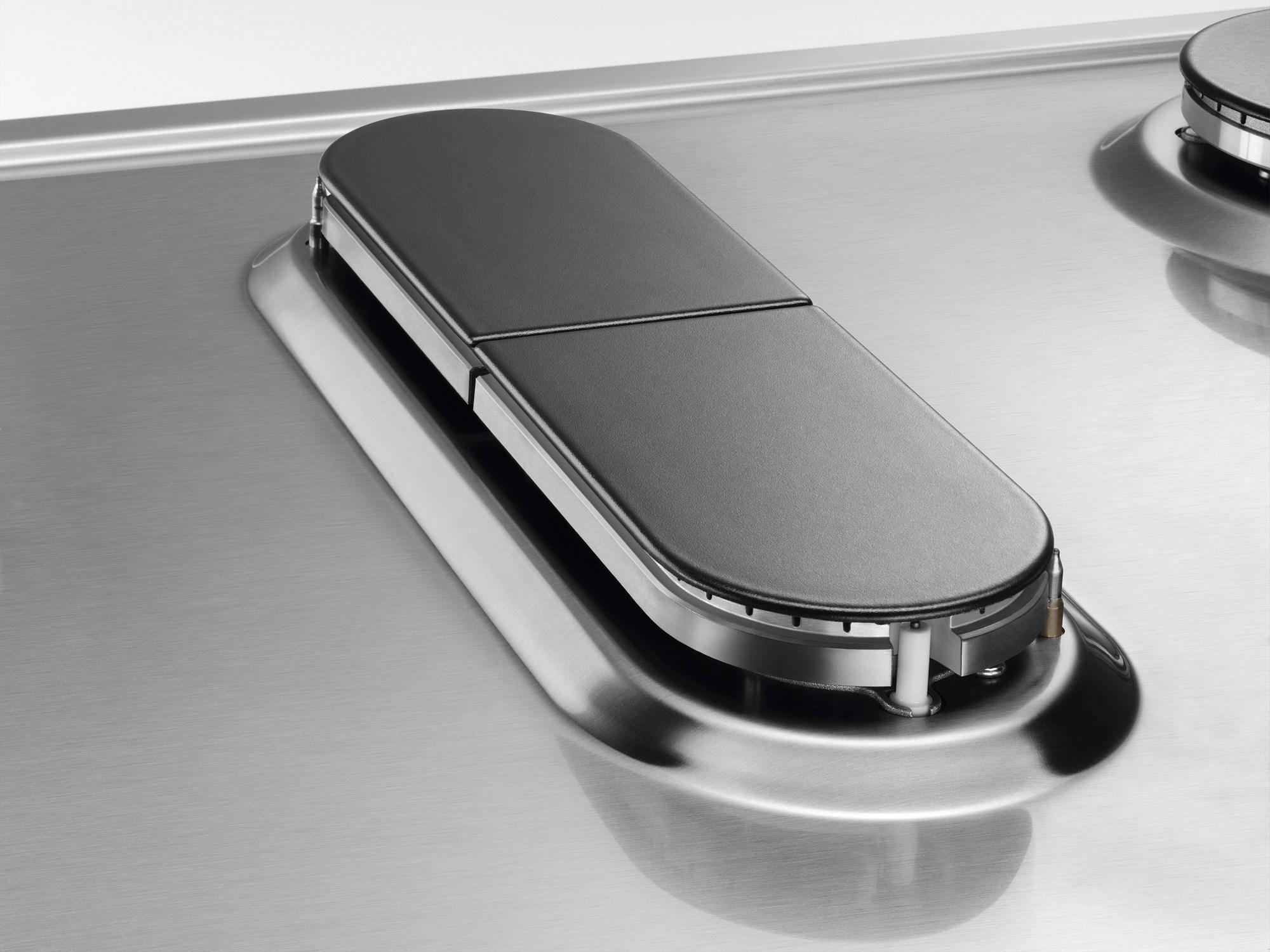 plaque gaz electrolux egh7459gox electromenager grossiste. Black Bedroom Furniture Sets. Home Design Ideas
