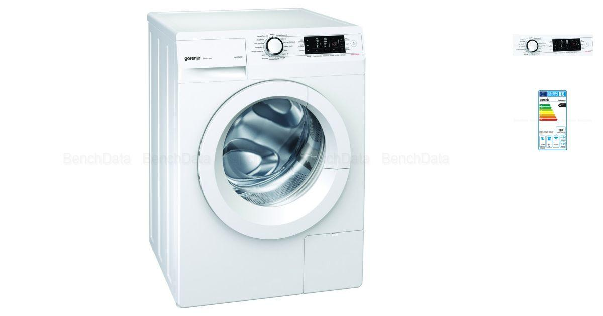 Photo Lave-Linge Frontal Gorenje W9564P/I