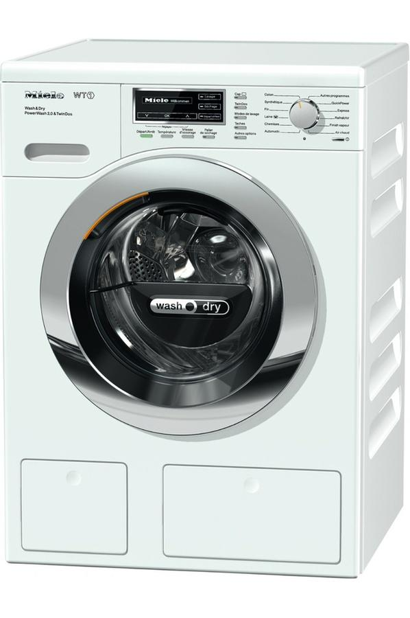 Photo Lave-Linge Séchant Miele WTH120WPM
