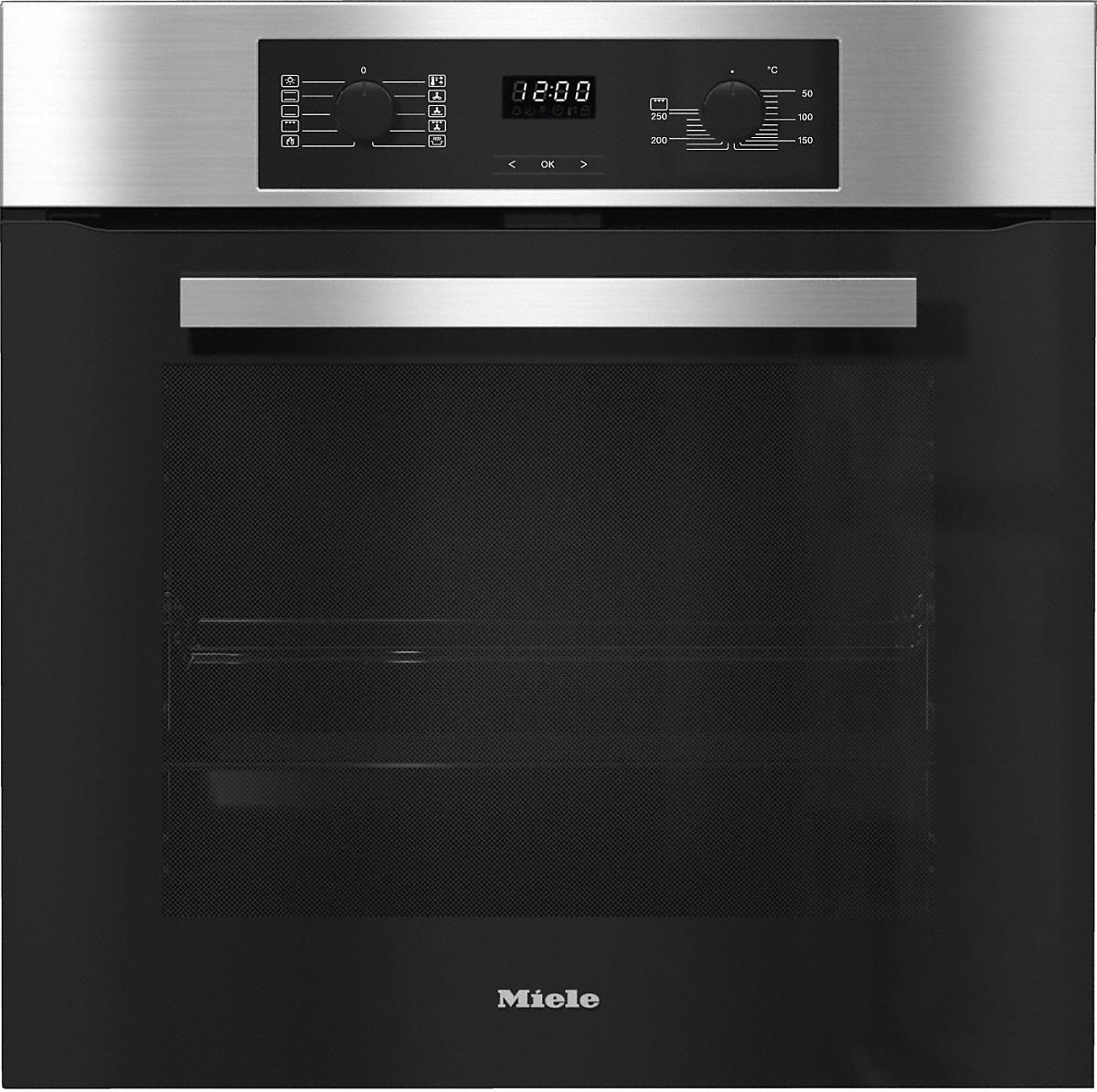 Photo Four Pyrolyse Multifonction Miele H2265BP