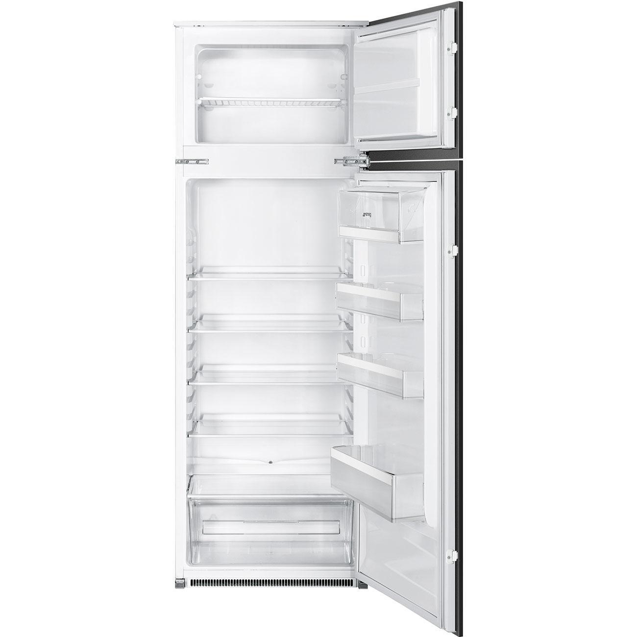 Photo Réfrigérateur 2 Portes Intégrable Smeg D4152F
