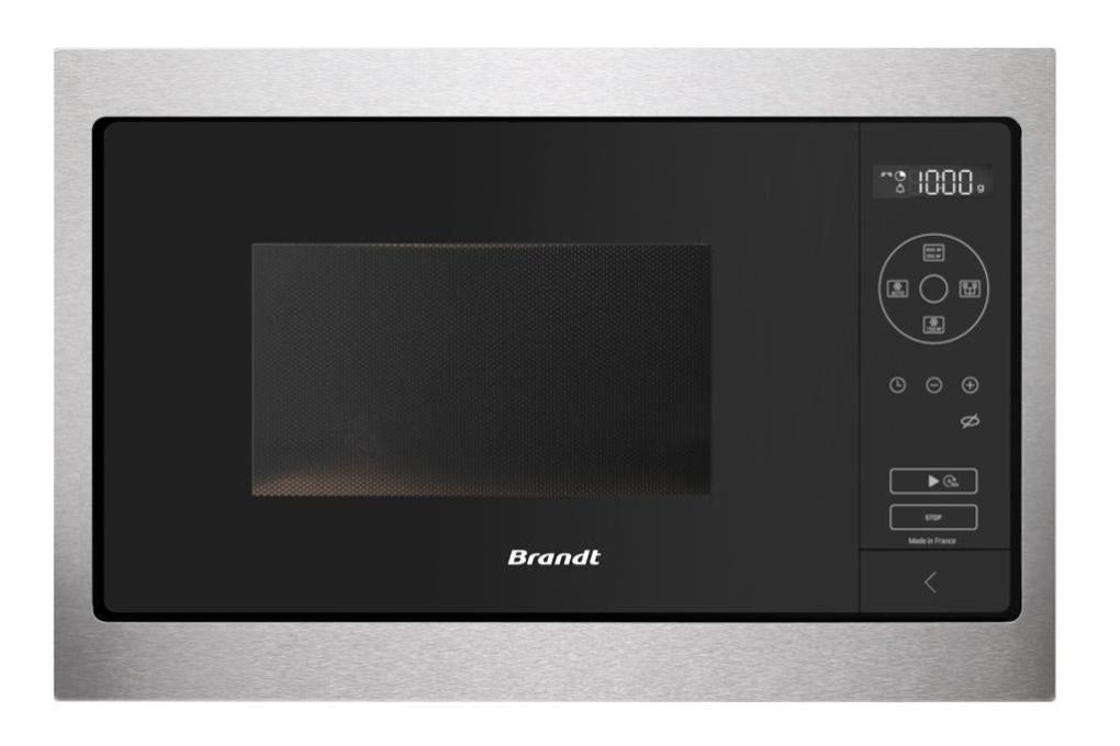 Photo Micro-ondes Solo Encastrable Brandt BMS7120X