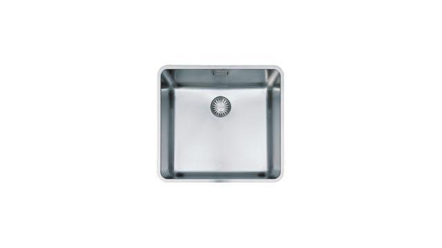 evier franke kubus inox kbx110 45 electromenager grossiste. Black Bedroom Furniture Sets. Home Design Ideas