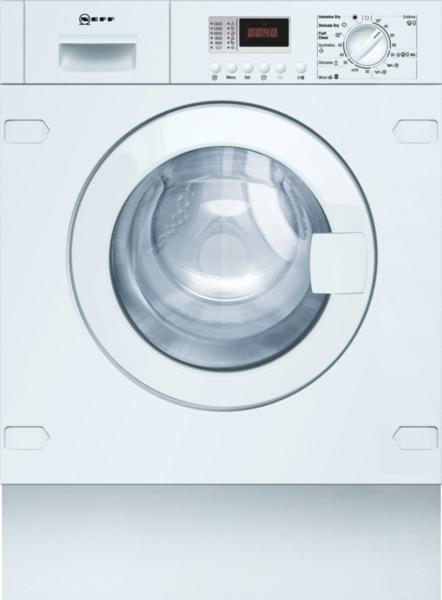 Photo Lave linge Neff Séchant Intégrable V6540X1EU