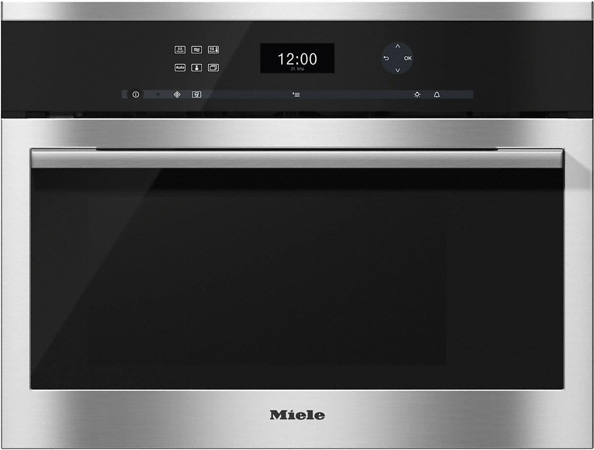 Four vapeur miele dgm6301in electromenager grossiste - Table a repasser miele ...