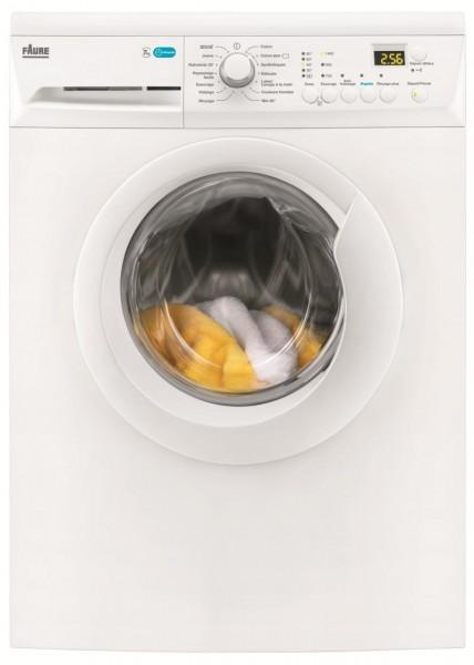 Photo Lave Linge Faure Frontal FWF7145PW