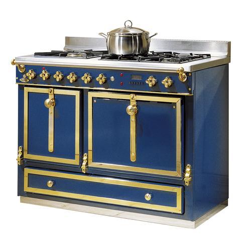 photo piano de cuisson godin mixte l 39 exquise 032435. Black Bedroom Furniture Sets. Home Design Ideas