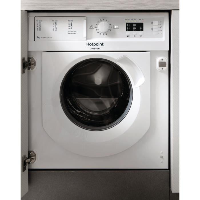 Photo Lave-Linge Frontal Hotpoint Ariston BIWMHL71283EU