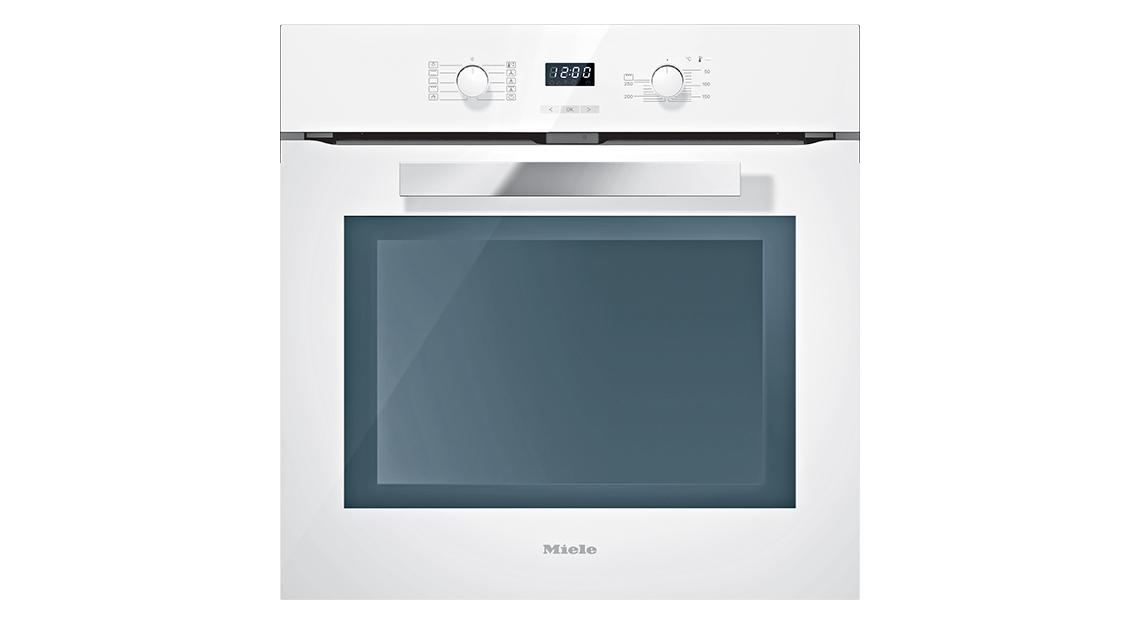 Photo Four Miele Multifonction Pyrolyse H2661BPBB