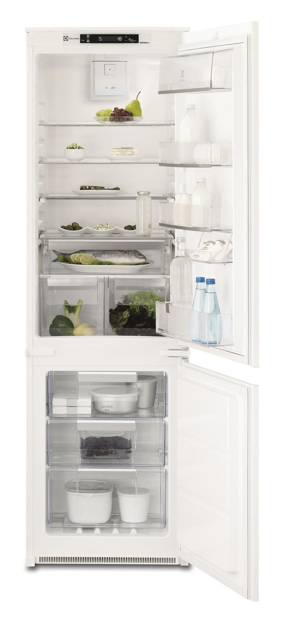 Photo Réfrigérateur Combiné Intégrable Electrolux ENN2853COW
